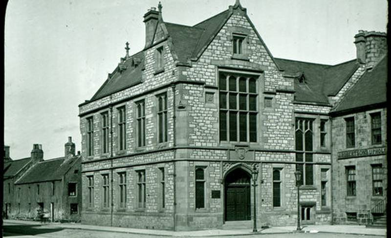 Huntly page - The Brander Museum and Library