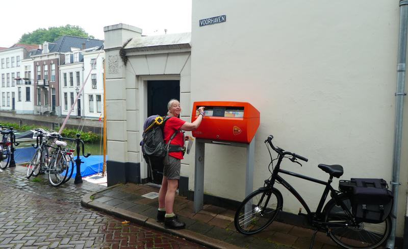 Home to Home - Dutch Postbox