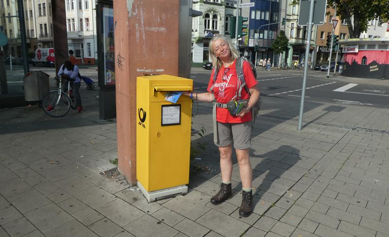 Home to Home - German Postbox