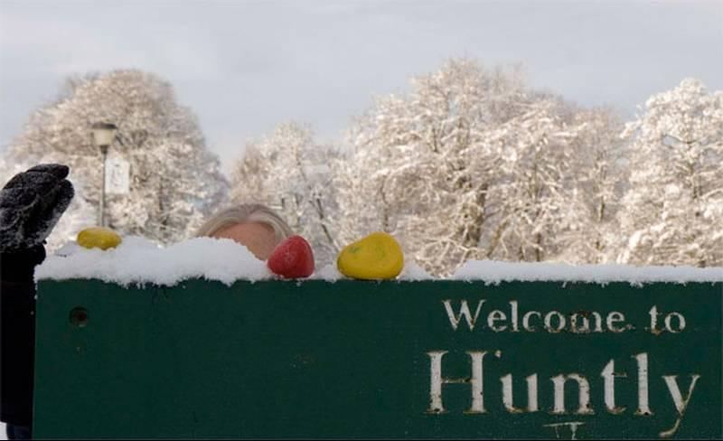 Huntly Page - Welcome to Huntly